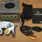 ゲームキューブ本体の型番 DOL-001、DOL-101の違い。D端子ビデオケーブル、コンポーネントビデオケーブルで高画質に。