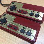 初代ファミコンのコントローラーのゴム製四角ボタンはレア?!初期製造分の違い