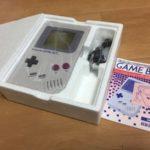 初代ゲームボーイ(本体)で遊ぶのに必要なものは?付属品・便利な周辺機器を紹介!