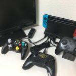 switch(スイッチ)プロコンを充電しながら遊ぶ方法の紹介