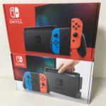nintendo switch(スイッチ)本体、新型・旧型の違いは?性能の比較まとめ