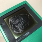 【ビネガーシンドロームとは?原因と対策】ゲームボーイ液晶の修理方法