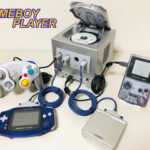 ゲームボーイプレイヤー(GBプレイヤー)の使い方・外し方・通信方法