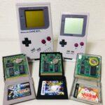 ゲームボーイソフト(カセット)の電池の交換方法・必要なもの